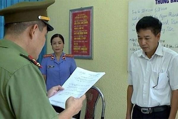 90 người bị triệu tập đến phiên xử vụ gian lận điểm thi ở Sơn La-1