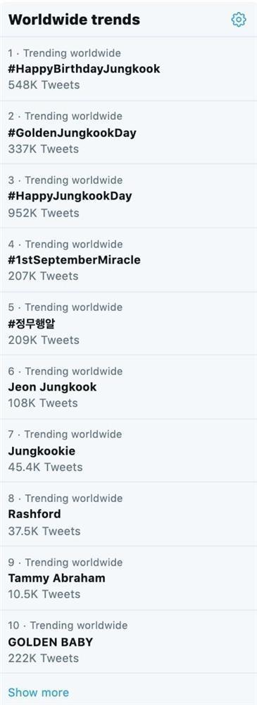 Đến hẹn lại lên, BTS thi nhau dìm hàng Jungkook nhân ngày sinh nhật, Justin Bieber cũng nhập hội bằng dòng tweet bất ngờ-2