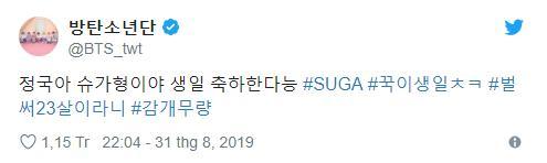Đến hẹn lại lên, BTS thi nhau dìm hàng Jungkook nhân ngày sinh nhật, Justin Bieber cũng nhập hội bằng dòng tweet bất ngờ-5