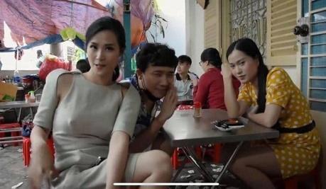 Khoe vẻ đẹp mong manh tựa sương khói nhưng Đàm Thu Trang lại bị lầm tưởng lộ phần nhạy cảm y hệt Đông Nhi-4