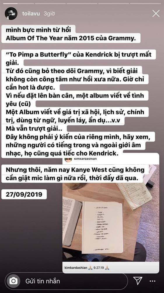VZN News: Ba lần Taylor Swift bị sao Việt cà khịa: Con rắn hao giai, nhạc không ngấm nổi, chưa xứng với Grammy-3
