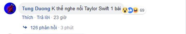 VZN News: Ba lần Taylor Swift bị sao Việt cà khịa: Con rắn hao giai, nhạc không ngấm nổi, chưa xứng với Grammy-4