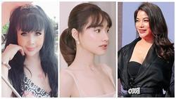 Nhã Phương trang điểm tươi trẻ như gái 18 - 'Em bé Hà Nội' Lan Hương xuất hiện với diện mạo lạ lẫm