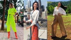 Bản tin Hoa hậu Hoàn vũ 1/9: H'Hen Niê lên đồ neon quá xuất sắc, không ai đọ được phong cách thời trang