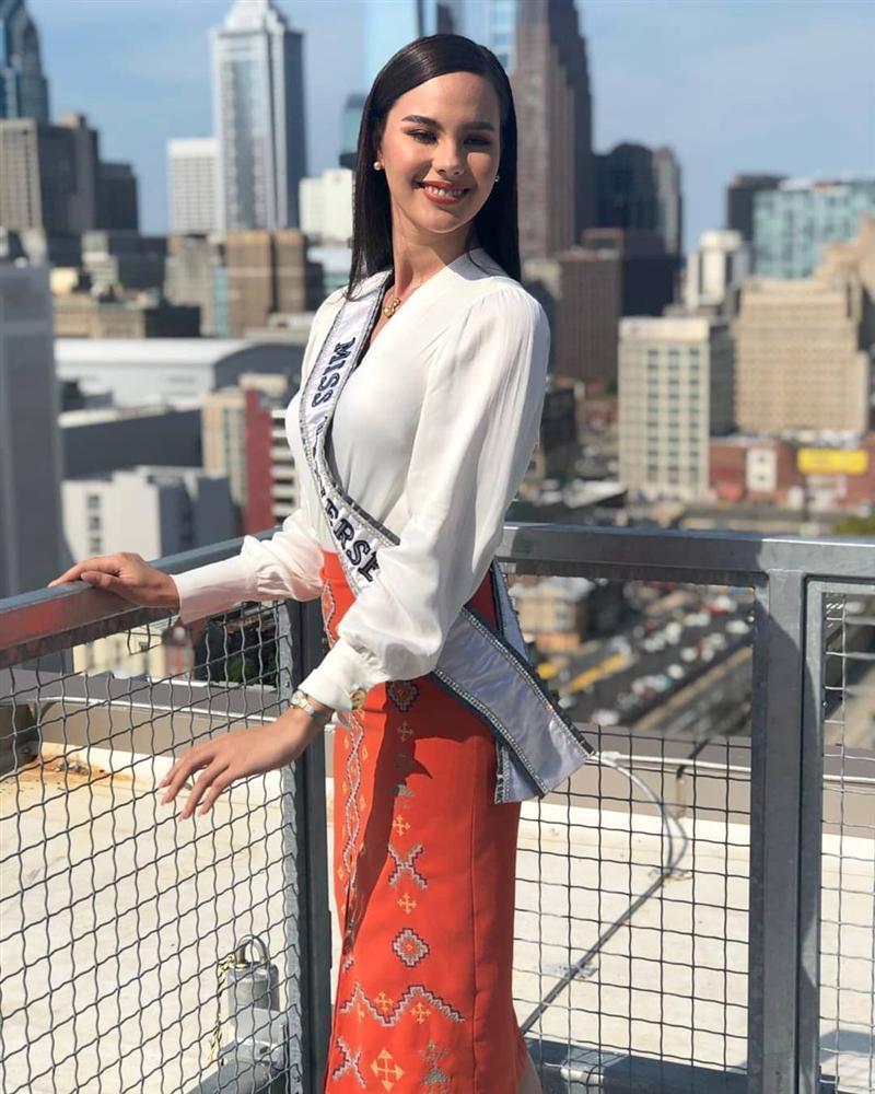VZN News: Bản tin Hoa hậu Hoàn vũ 1/9: HHen Niê lên đồ neon quá xuất sắc, không ai đọ được phong cách thời trang-8