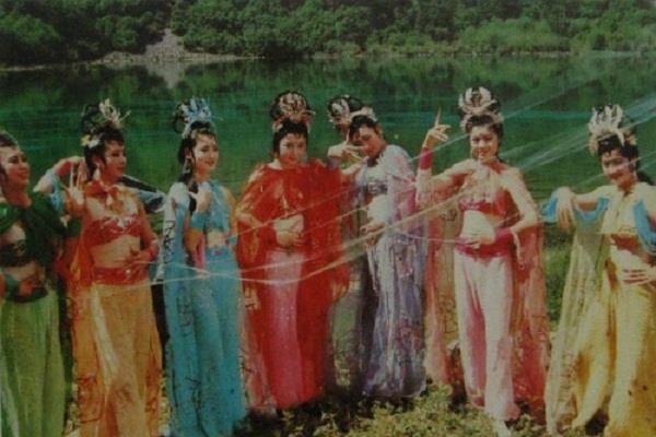 Tây du ký 1986 lừa khán giả ở tập phim về 7 nhện tinh như thế nào?-2