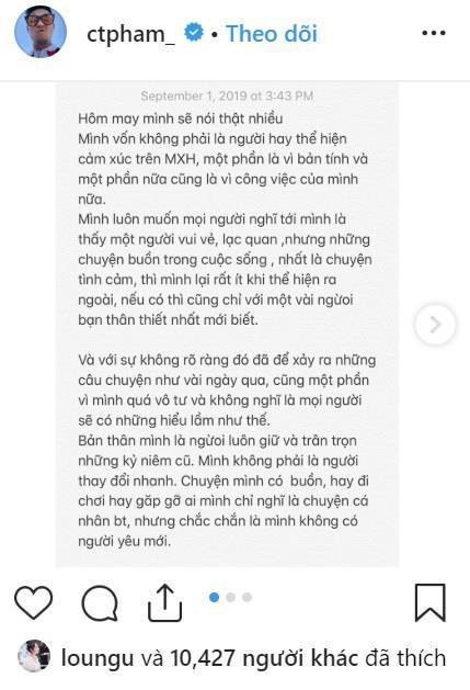 VZN News: Huyme khẳng định không yêu Hàn Hằng, cảm ơn bạn gái cũ Trúc Anh-1