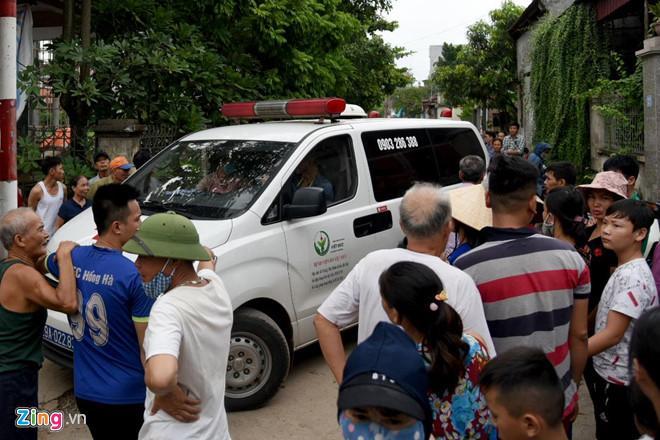 VZN News: Vụ thảm sát cả nhà em trai: Hung thủ định tự tử bằng điện-3