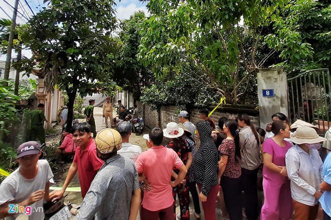 VZN News: Vụ thảm sát cả nhà em trai: Hung thủ định tự tử bằng điện-2