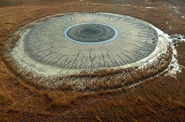 Kỳ lạ ngọn núi lửa hình mắt người ở Nga-4