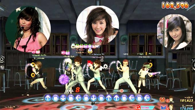 VZN News: Khoảnh khắc Bảo Thy cùng Vương Khang nhảy Audition sau 13 năm với hit Please tell me why-1