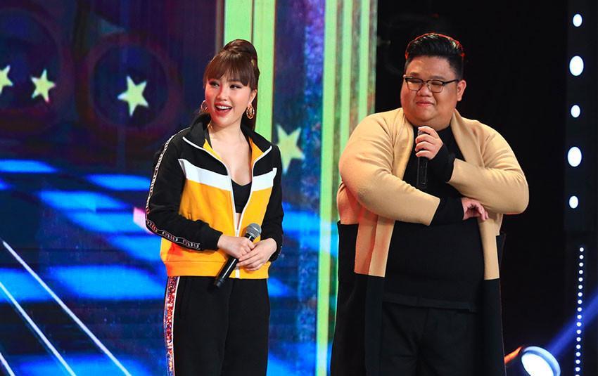 VZN News: Khoảnh khắc Bảo Thy cùng Vương Khang nhảy Audition sau 13 năm với hit Please tell me why-3