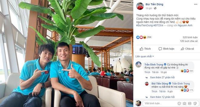 VZN News: Đình Trọng nhắc Tiến Dũng khi sang Thái Lan: Không thắng đừng về-1