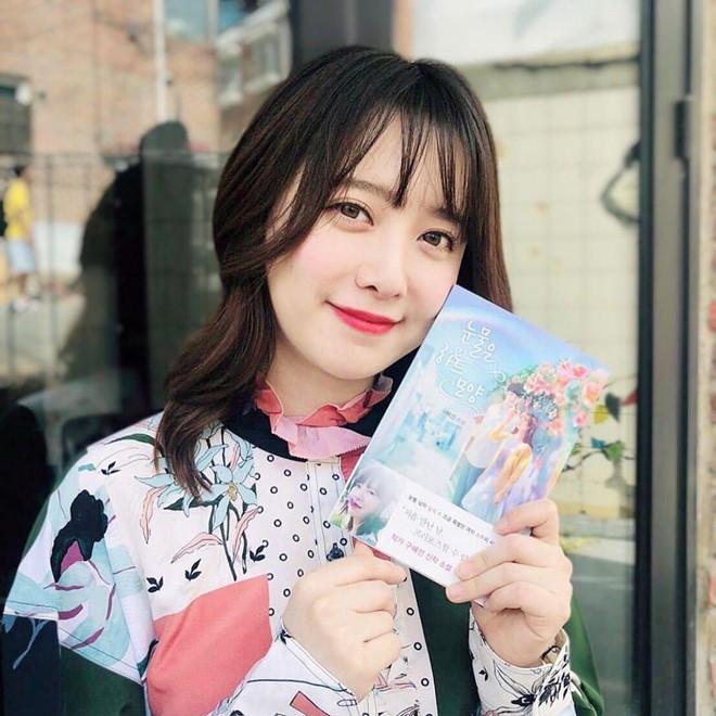 VZN News: Goo Hye Sun rút lui khỏi showbiz sau tuyên bố ly hôn chồng trẻ-1