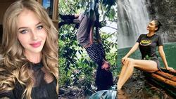 Bản tin Hoa hậu Hoàn vũ 2/9: H'Hen Niê lên đồ sành điệu đu cây trong rừng, 'cướp' sạch sóng của dàn mỹ nữ