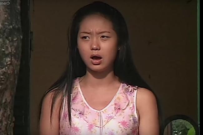 VZN News: GÓC ĐÀO MỘ: Minh Hằng thời còn đen nhẻm, mặt tròn xoe hát cải lương trong phim đầu tay-1