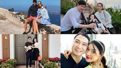 Người đẹp Việt có cuộc sống giàu sang sau khi kết hôn