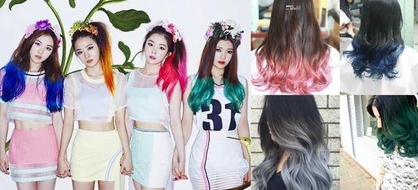 Điểm danh 6 kiểu tóc của các nữ idol Kpop bỗng dưng trở thành hot trend một thời-1