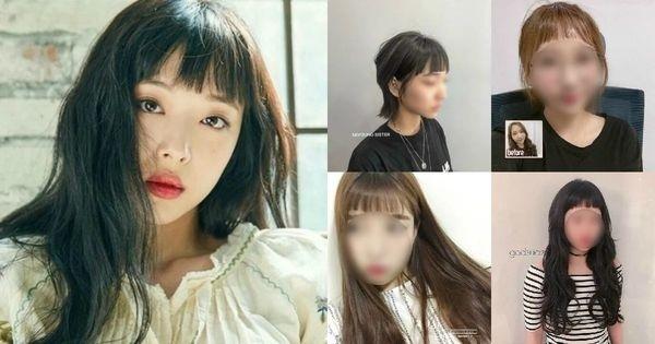Điểm danh 6 kiểu tóc của các nữ idol Kpop bỗng dưng trở thành hot trend một thời-3