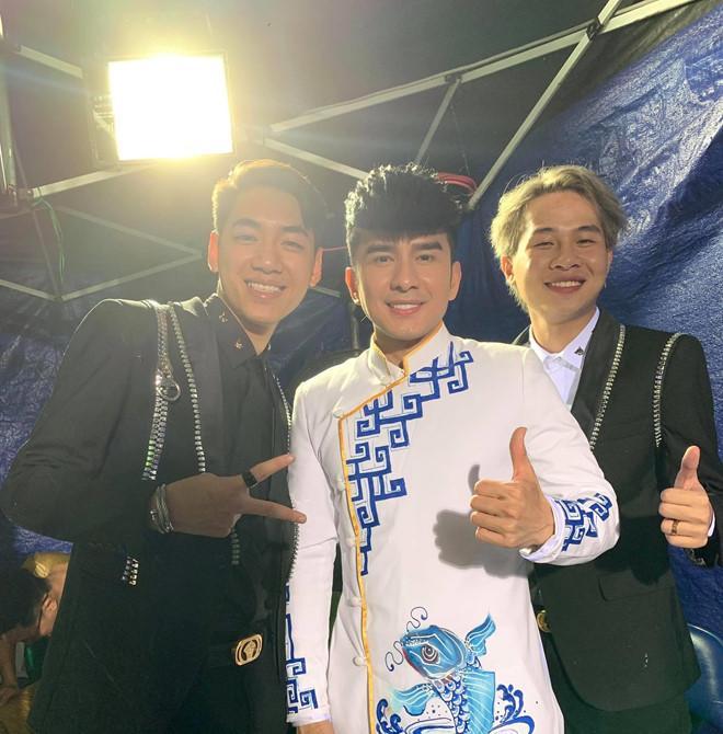 VZN News: Đan Trường đăng ảnh cùng Jack và K-ICM, fan bình luận chuyện tuổi tác-2