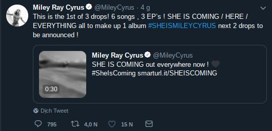 Hậu ly hôn, Miley Cyrus dồn hết tốc lực trở lại âm nhạc cùng album mới toanh: Bạn đã chuẩn bị cho một Bangerz thứ hai?-1