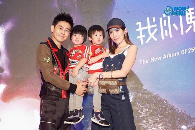 Vóc dáng chuẩn người mẫu ở tuổi 35 của vợ Lâm Chí Dĩnh-2