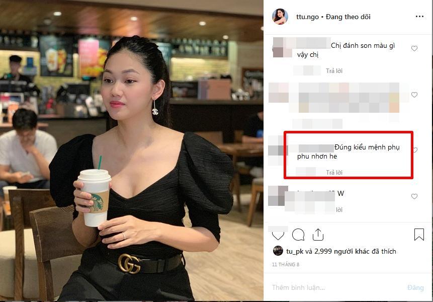 VZN News: Á hậu Thanh Tú sau sinh liên tiếp bị chê: Phá dáng và xuống sắc-3