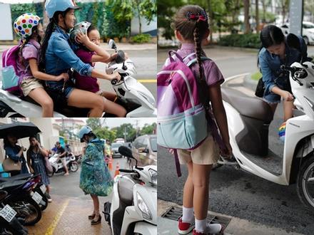 Diva Hồng Nhung sống hạnh phúc bên các con sau 1 năm ly hôn chồng ngoại quốc