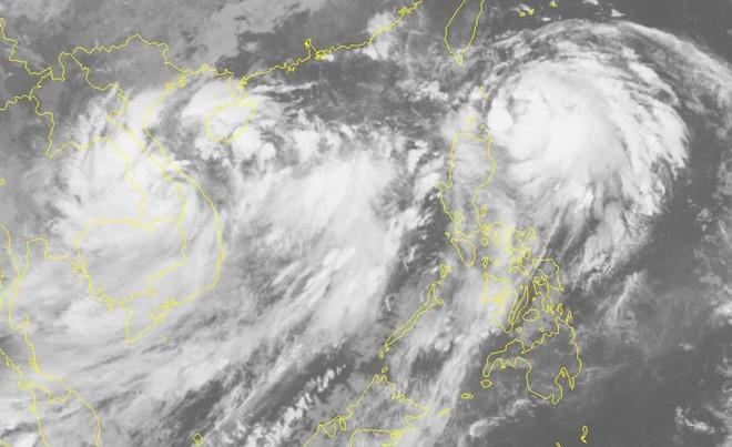 Áp thấp nhiệt đới vào đất liền, miền Trung mưa lớn-2