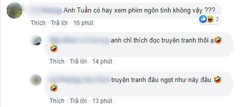 VZN News: Khoảnh khắc Bùi Anh Tuấn nựng má dỗ fan nữ nín khóc khiến dân tình phát cuồng: Nhìn anh là muốn lấy chồng-5