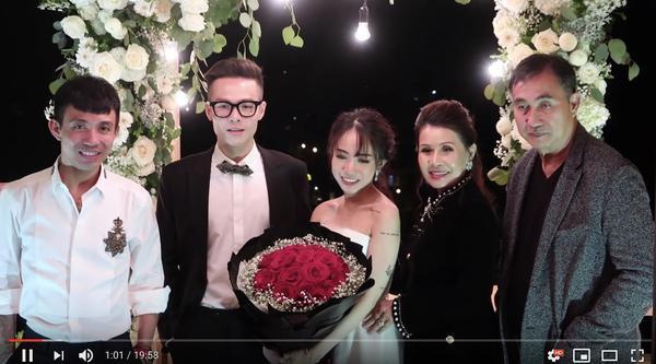 Vlog cưới của con gái Minh Nhựa vừa ra mắt hút ngay 600 nghìn lượt xem, ai cũng xuýt xoa bởi độ hoành tráng-12