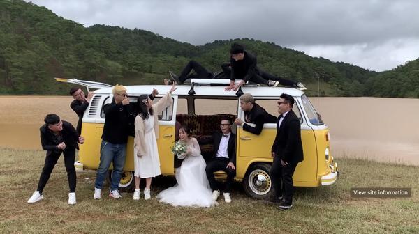 Vlog cưới của con gái Minh Nhựa vừa ra mắt hút ngay 600 nghìn lượt xem, ai cũng xuýt xoa bởi độ hoành tráng-6