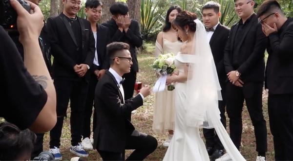 Vlog cưới của con gái Minh Nhựa vừa ra mắt hút ngay 600 nghìn lượt xem, ai cũng xuýt xoa bởi độ hoành tráng-8