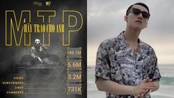 'Hãy trao cho anh' của Sơn Tùng M-TP đã đạt những con số ấn tượng thế nào sau 2 tháng lên sóng?