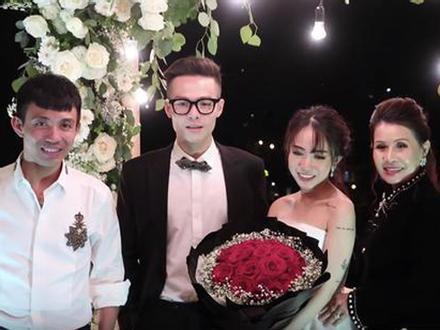 Vlog cưới của con gái Minh Nhựa vừa ra mắt hút ngay 600 nghìn lượt xem, ai cũng xuýt xoa bởi độ hoành tráng