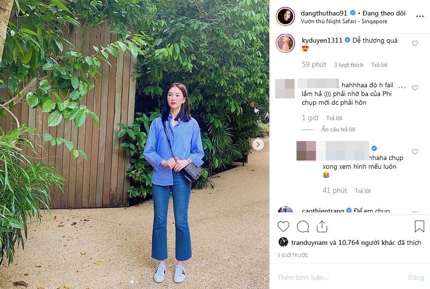 Hoa hậu Đặng Thu Thảo tự nhận mình tướng học sinh, mặt phụ huynh-2