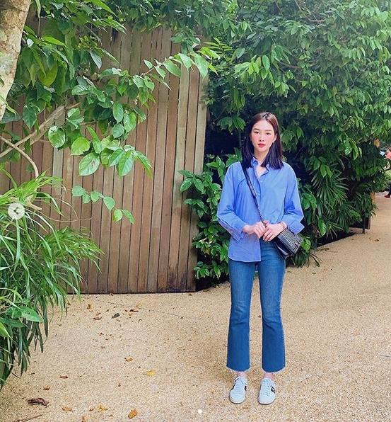 Hoa hậu Đặng Thu Thảo tự nhận mình tướng học sinh, mặt phụ huynh-1