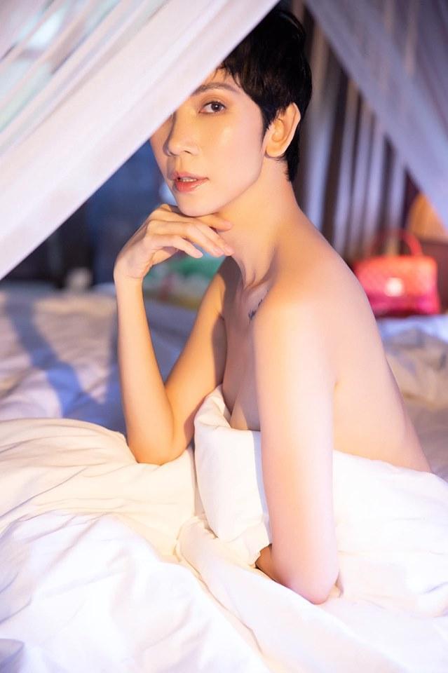 Hoa hậu Đặng Thu Thảo tự nhận mình tướng học sinh, mặt phụ huynh-14