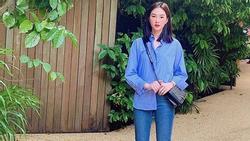 Hoa hậu Đặng Thu Thảo tự nhận mình 'tướng học sinh, mặt phụ huynh'