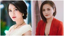 MC Minh Hà né giao lưu với Thu Quỳnh và đoàn làm phim 'Về nhà đi con'?
