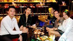 Quốc Trường lên tiếng về tin hẹn hò siêu mẫu Xuân Lan