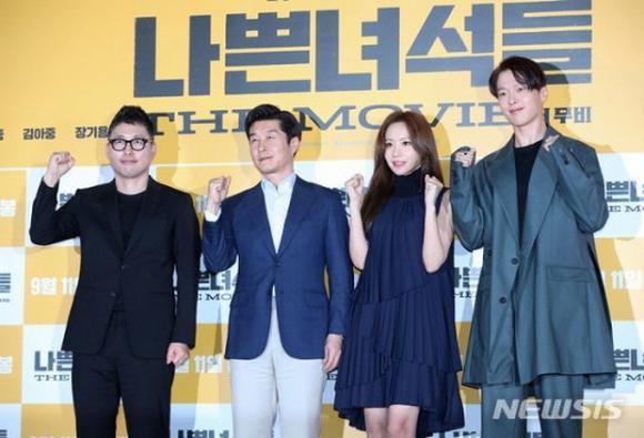Mỹ nhân Sắc đẹp ngàn cân Kim Ah Joong mất điểm vì làn da bóng dầu-1