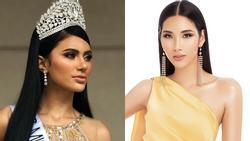 Quá thất vọng khi đối thủ cực mạnh của Hoàng Thùy bị lộ kiến thức hạn hẹp về Miss Universe!