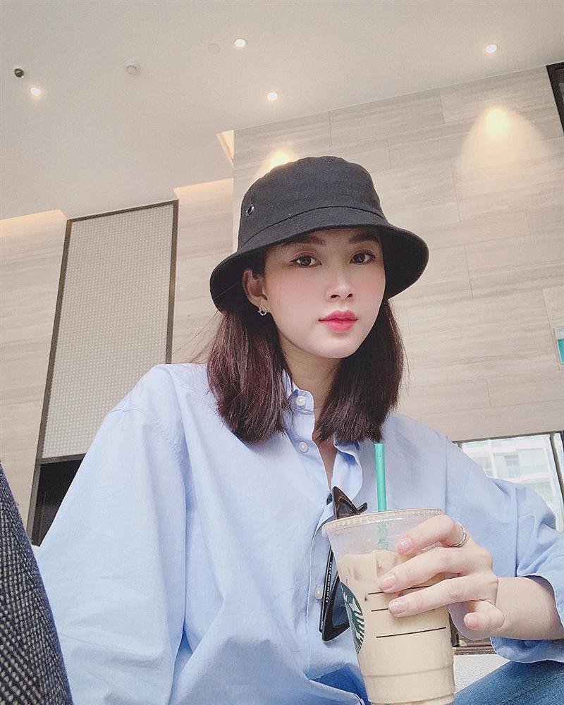 Hoa hậu Đặng Thu Thảo xuất hiện với gương mặt khác lạ đến fans ruột cũng chẳng nhận ra-2