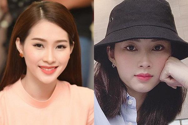 Hoa hậu Đặng Thu Thảo xuất hiện với gương mặt khác lạ đến fans ruột cũng chẳng nhận ra-4