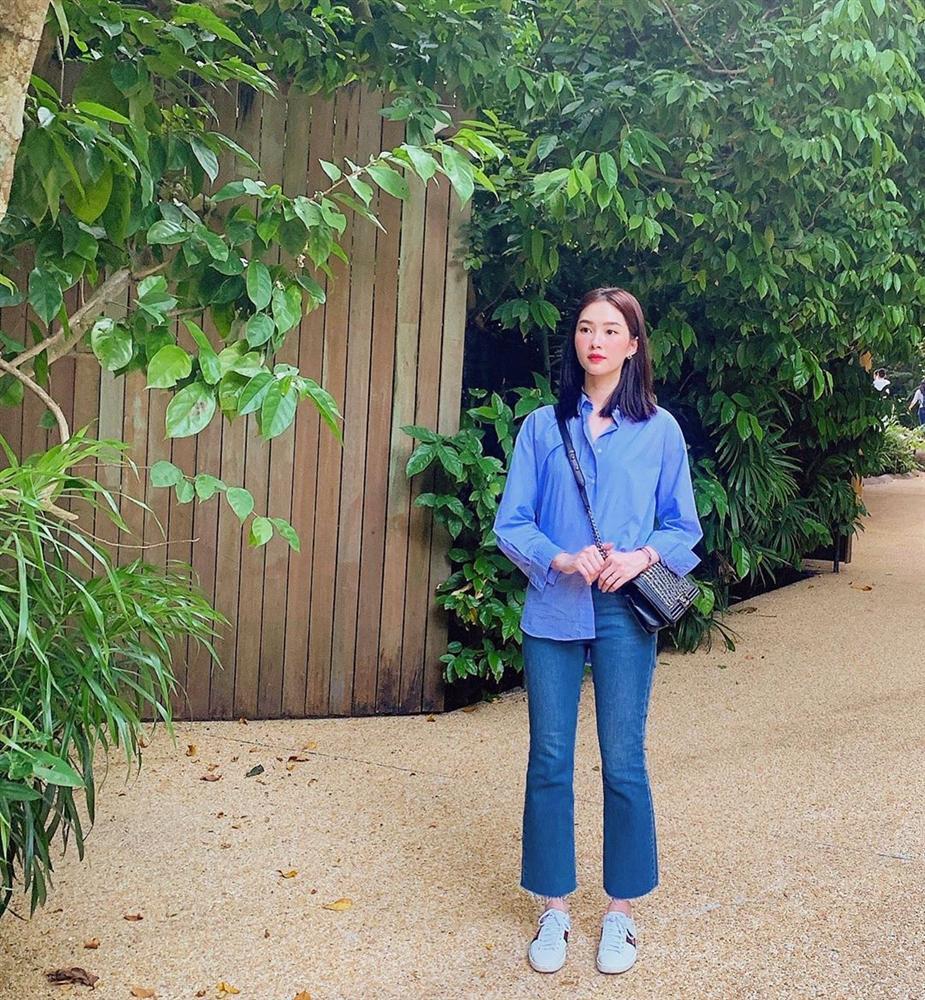 Hoa hậu Đặng Thu Thảo xuất hiện với gương mặt khác lạ đến fans ruột cũng chẳng nhận ra-7
