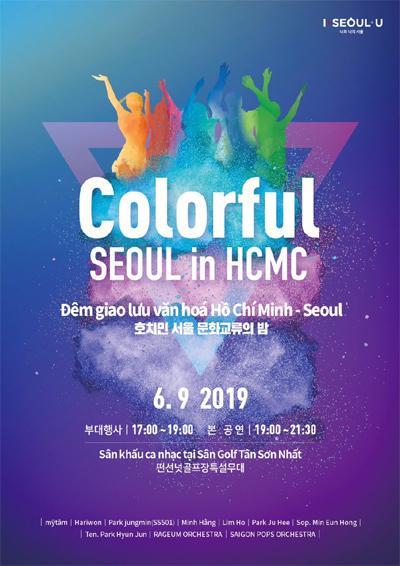 Colorful Seoul in HCMC tụ hội dàn sao đình đám-1