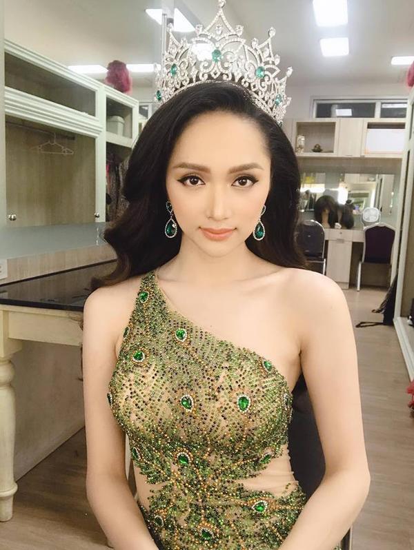 Sau bao lần bị ghẻ lạnh, cuối cùng Hoa hậu chuyển giới được fan khen đẹp không thua kém Hương Giang-2