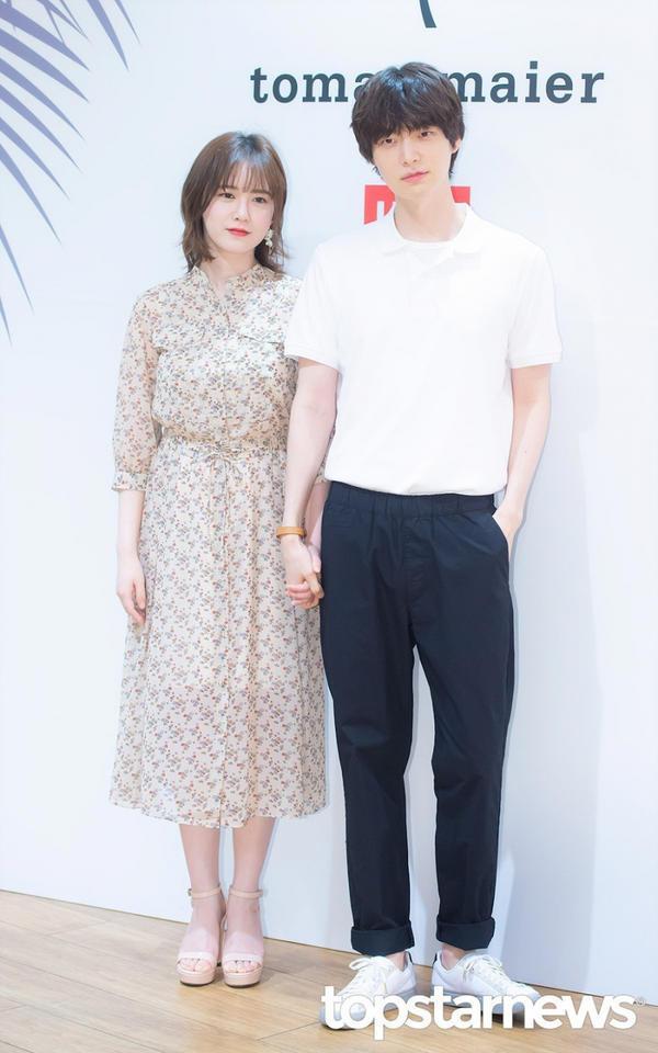 Goo Hye Sun tố chồng ngoại tình với bạn diễn nữ, fan lục lại phim của Ahn Jae Hyun sau khi cưới-2