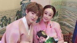 Hoa hậu Hàn lấy chồng đáng tuổi cháu, mỗi tháng được cho 20 triệu, chồng vẫn khóc đòi ly hôn